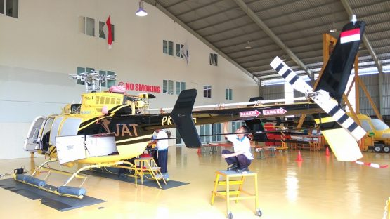 Bell-407 PK-JOH IAT